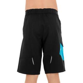 Cube Junior Shorts Barn black'n'blue'n'white